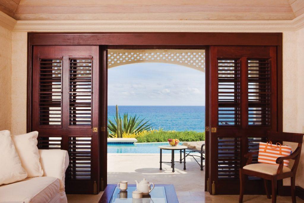 villa style accommodation